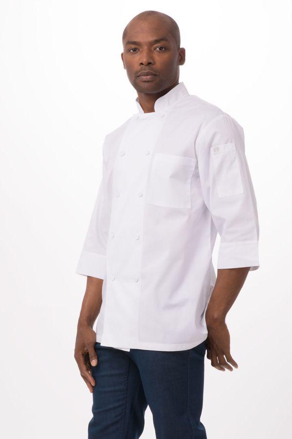 Chef Works Custom Mens Hartford Chef Coat