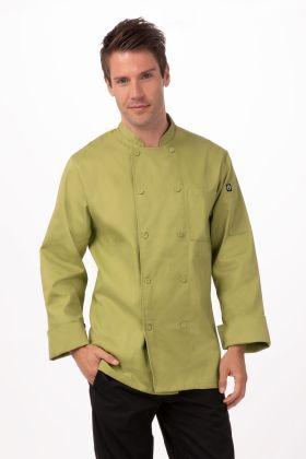 Chef Works Palermo Executive Chef Coat EWCV-P