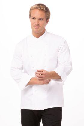 Chef Works Springfield Chef Coat Giacca da Cuoco Uomo