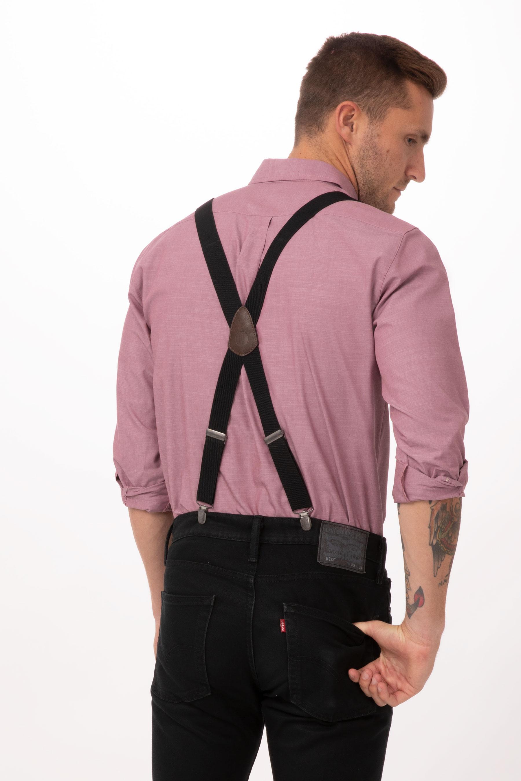Pant Suspenders
