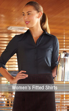 Womens Fitted Shirts