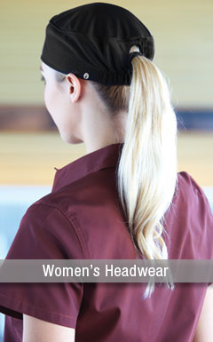 Women's Headwear Collection