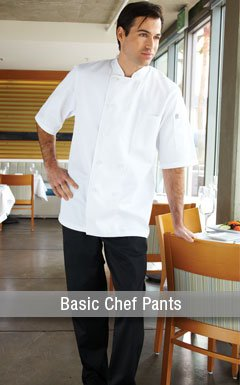 Basic Chef Pants