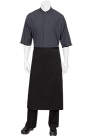 Aprons for Chef and Waiters F24NPBLK
