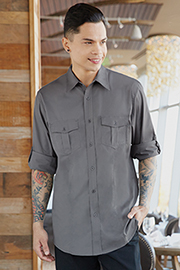 Shirts, kitchen and restaurant clothing DPDS