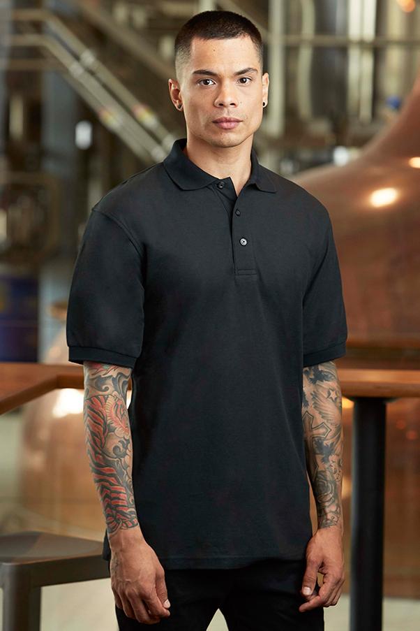 Mens Polo Shirt Chef Works