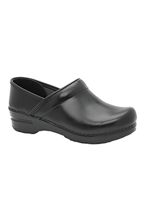 Womens Dansko Professional Clog - side view