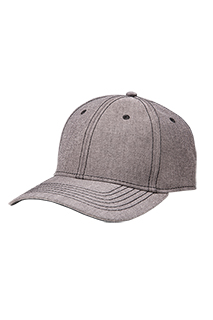 Chambray Hat - side view