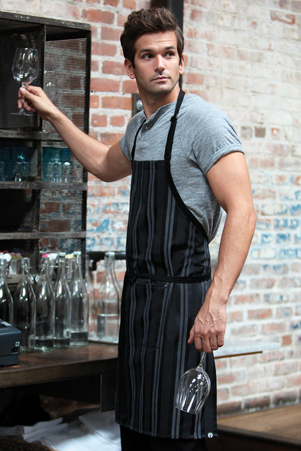 Presidio Bib Apron Chefworks Com