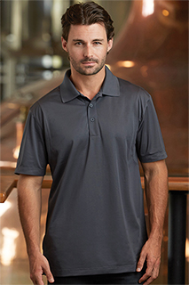 Mens Sportek® Polo Shirt - side view