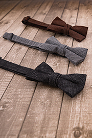 Bow Tie: Crosshatch