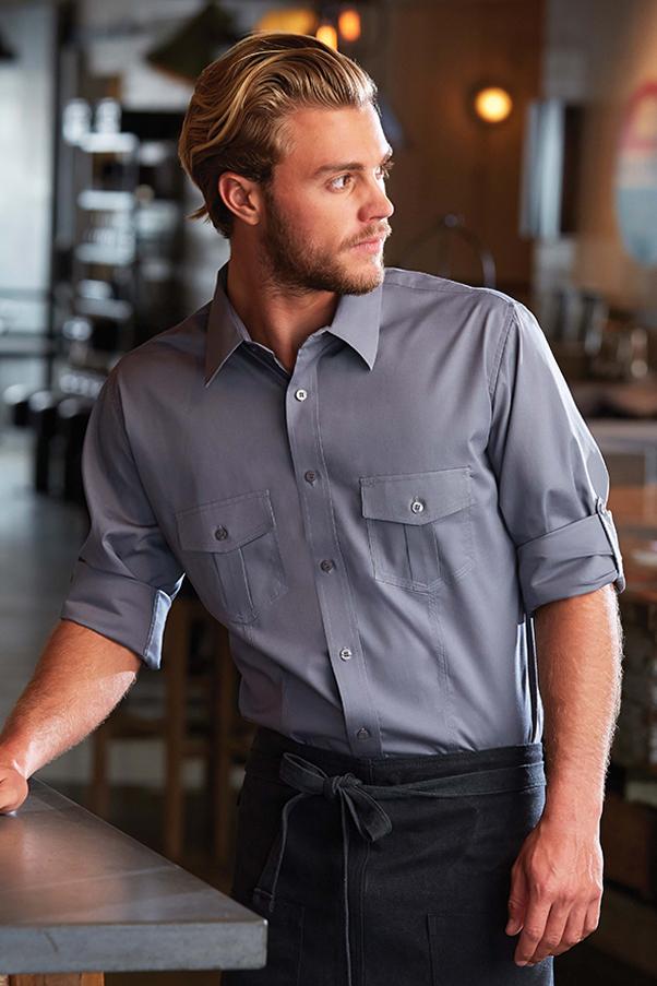 ebfa9413 Pilot Shirt | ChefWorks.com
