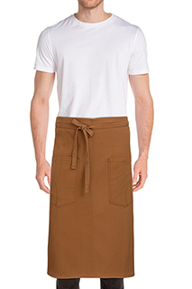 Rockford Bistro Apron - side view