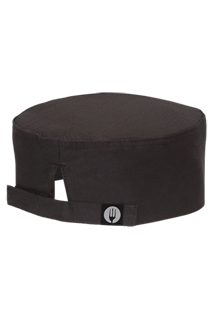Black Cool Vent™ Beanie - side view