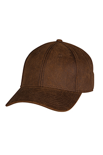 Low Profile Baseball Hat - side view
