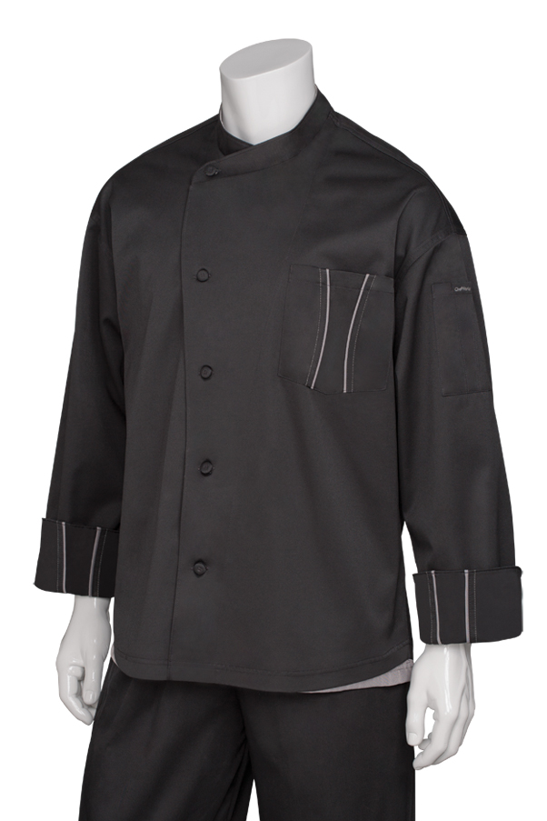a9df0b5c0dd Amalfi Signature Series Chef Coat - back view