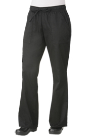Cargo Womens Chef Pants - Chef Works Womens Chef Pants Collection