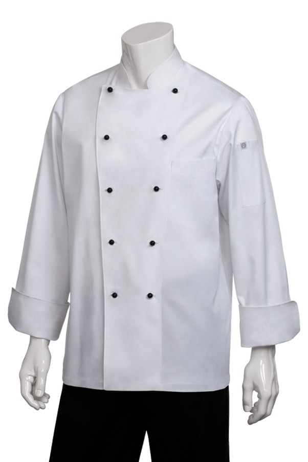 Chaumont Executive Chef Coat Chef Works