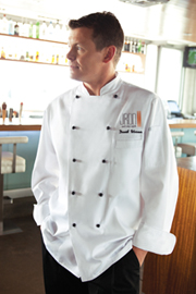Chaumont Executive Chef Coat - Chef Works Chef Coat & Chef Jacket Collection