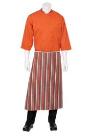 Striped Bistro Aprons - Chef Works Chef Aprons Collection