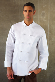 Colmar Chef Coat - Chef Works Chef Coat & Chef Jacket Collection