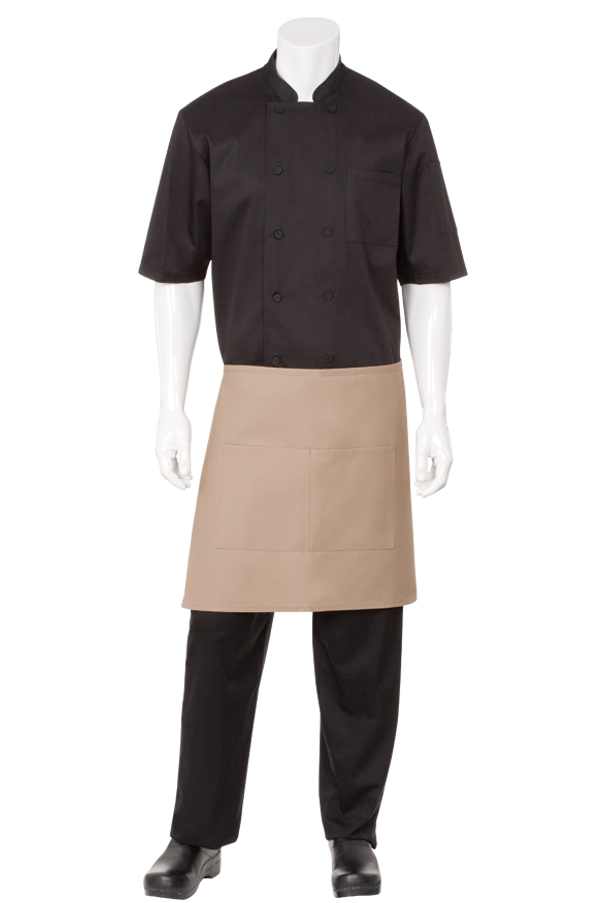 Greatest Half Bistro Aprons   Chef Works EF13