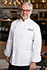 Henri Executive Chef Coat - side view