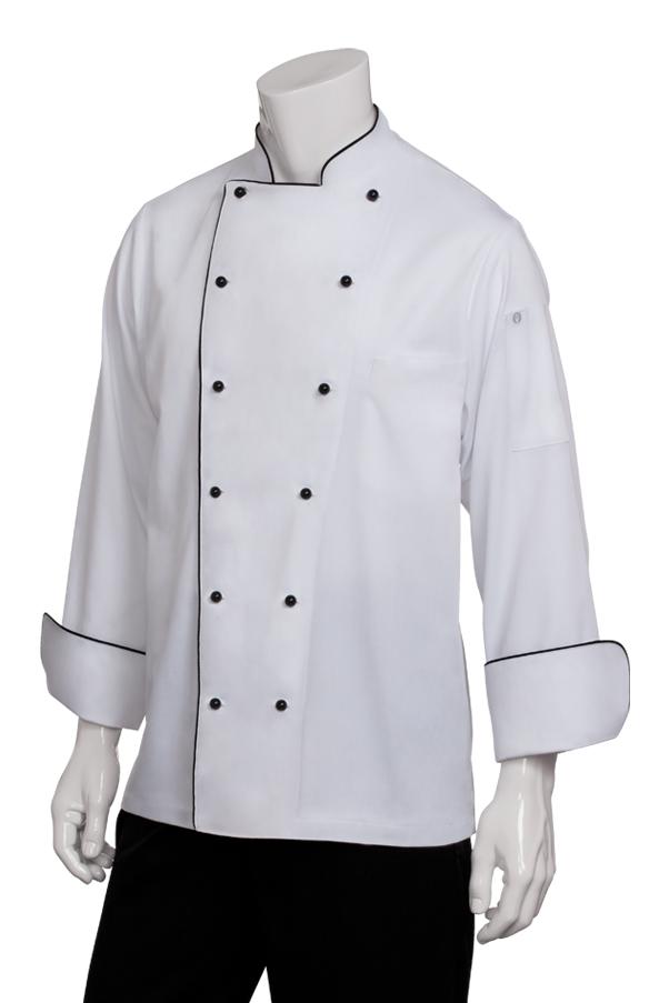 Newport Executive Chef Coat Chefworks Com