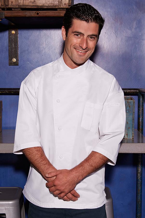 Positano Signature Series Chef Coat Chef Works
