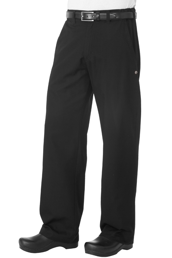 Professional Series Chef Pants Black Chef Works