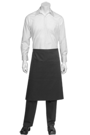 Reversible Three Pocket Aprons - Chef Works Chef Aprons Collection