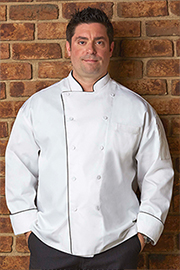 Sicily Executive Chef Coat