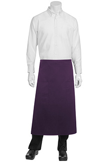Two Pocket Bistro Aprons - side view