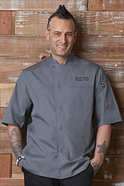 Valais V-series Chef Coat - Chef Works Chef Coat & Chef Jacket Collection
