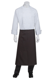 Waffle Weave Bistro Chef Aprons - Chef Works Chef Aprons Collection