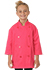 Kids Berry Chef Coat - side view