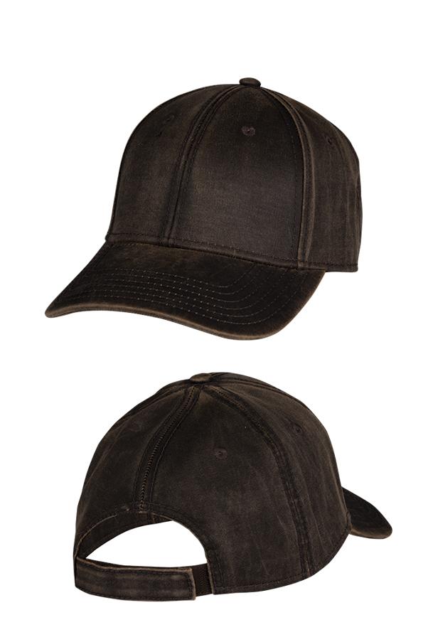 Low Profile Baseball Hat - back view 9e057d1fe0b