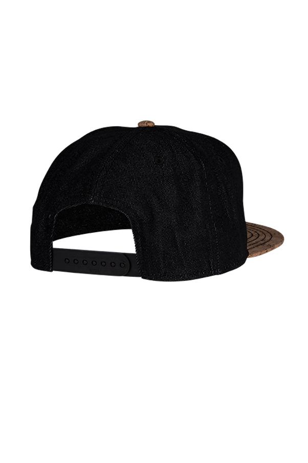 18504ae6364 Cork Bill Skater Hat - back view ...