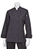 Carlisle Womens Executive Fine Stripe Coat - back view
