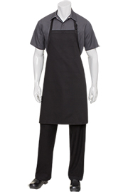 Aprons for Chef and Waiters F8NPBLK