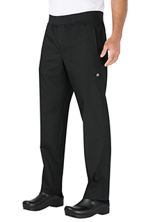 Lightweight Slim Pants - side view