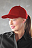 Cool Vent™ Color Baseball Cap - side view