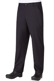 Constructed Pants: Black