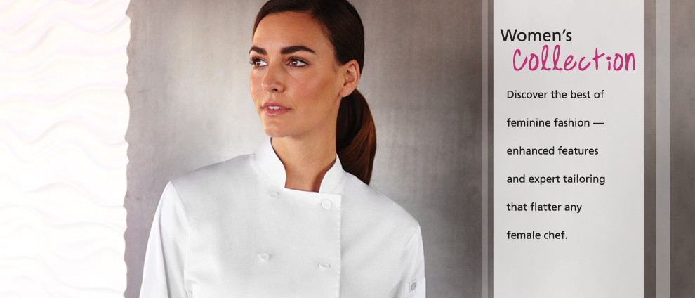 Shop Women's Chef Clothing