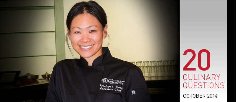 Chef Penelope Wong