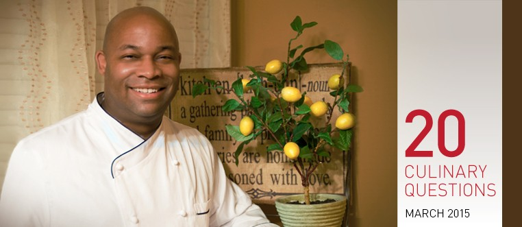 Chef Eric Hartland