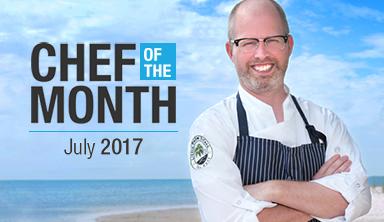 Chef Stephen Belie