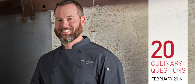 February Chef of the Month