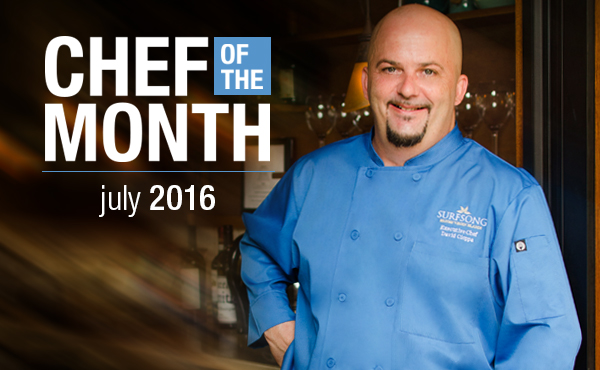 Chef Works July Chef of the Month