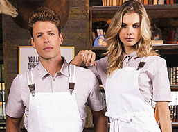 955bc7ed300 Hospitality   Restaurant Uniforms - Hotel Staff Uniforms